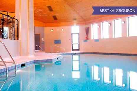 Bridgewood Manor - Spa Access For Two With Coffee and Pastries - Save 0%