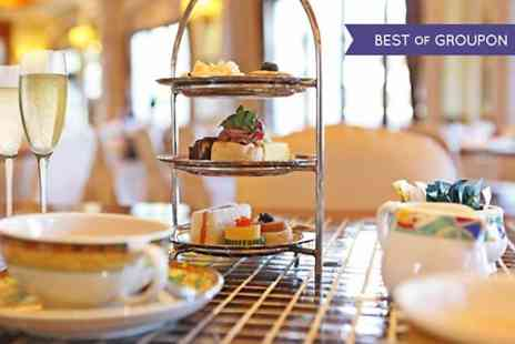 The Keys - Afternoon Tea With Sparkling Wine - Save 57%