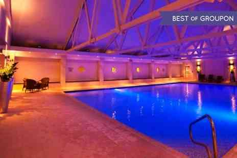 Telford Hotel - Spa Day With Two Treatments, Drink and Pastry  - Save 0%