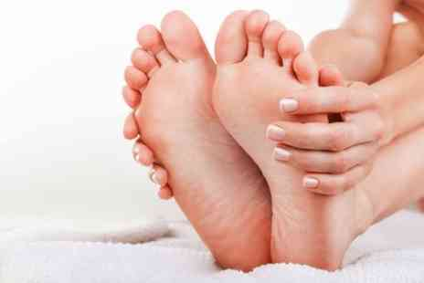 Footcare Centre - One hour podiatry treatment with a foot massage - Save 0%