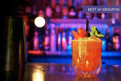 Canvas Bar - Two Cocktails For Two  - Save 50%