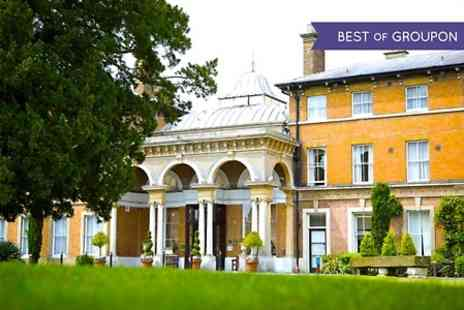 Oatlands Park Hotel - One or Two Nights For Two With Breakfast and Dinner  - Save 45%