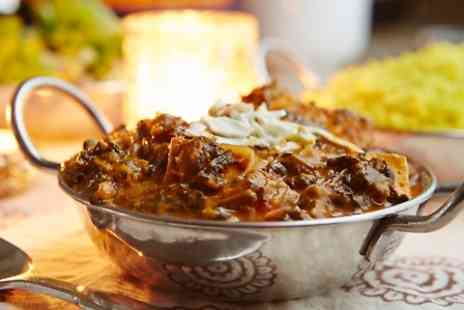 Desi Dhabaa - Two Course Indian Meal For Two - Save 44%