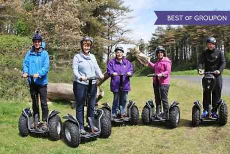 Golden Coast Segway -  45 Minute Tour Plus Hot Drink and Ice Cream For Two - Save 56%