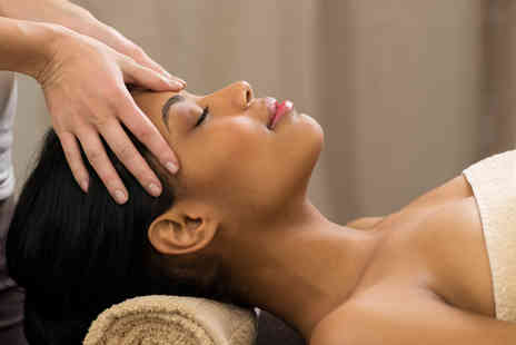 ALS Therapies - 45 minute Indian head massage - Save 69%