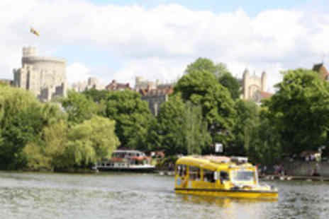 Windsor Duck Tours - River Thames Tour of Windsor and Eton - Save 40%