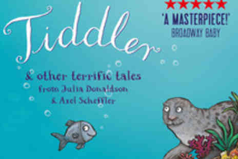 Ingresso - Tickets to Tiddler and Other Terrific Tales  - Save 0%