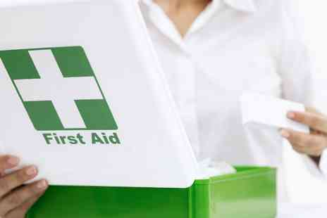 J & C First Aid Training - First Aid, Fire Safety or Food Hygiene Course For One  - Save 60%