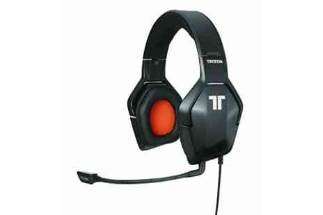 Ipods and parts - Refurbished Microsoft Licensed Tritton Detonator Headset  With Free Delivery - Save 0%