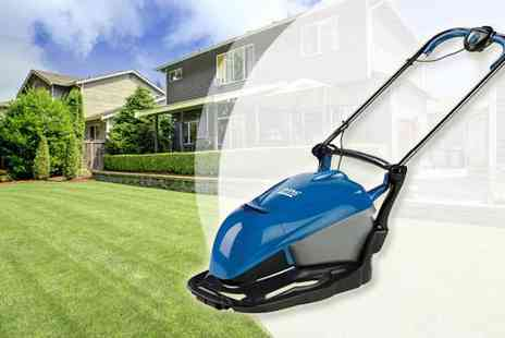 AMB COVENTRY - Flymo Hover Compact 350 Lawnmower - Save 38%