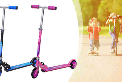 Turborevs - Choice of Push Kick Scooter - Save 30%