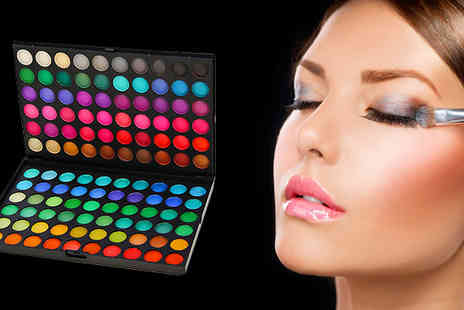 Gadget Central - 120 Colour Eyeshadow Palette - Save 0%