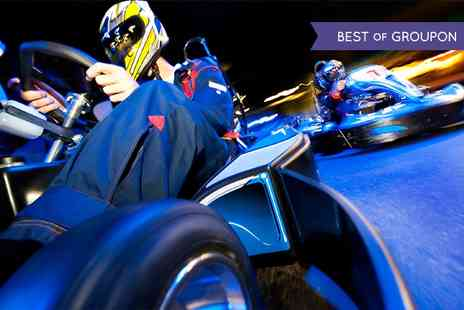 F1K - 50 Lap Indoor Race Karting - Save 52%