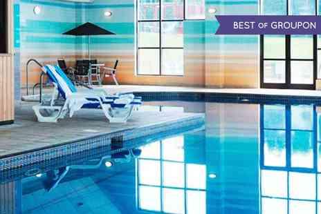Stratford Manor - Spa Day Pass For Two  - Save 0%