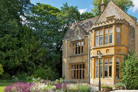 Lords of the Manor - Discover the historic neighbouring town of Burford  - Save 0%