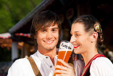 Oktoberfest - Oktoberfest Tickets with Beer & Food in Leeds - Save 46%