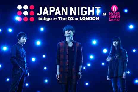 Robomagic Live - Ticket to Japan Night - Save 50%