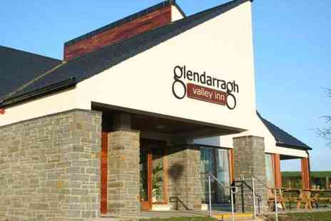 Glendarragh Valley Inn - One to  Three Nights stay For Two With Breakfast and Main Course  - Save 51%