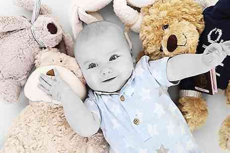 Blackberry PSG - Newborn, Baby, Toddler or Child Photoshoot With Prints - Save 0%
