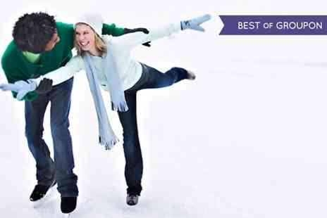 Telford Ice Rink -  Two Hour Skating Session With Skate Hire - Save 58%