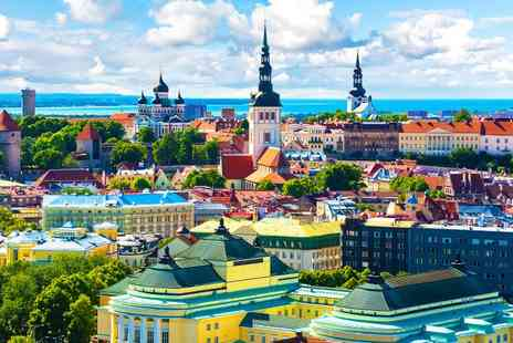 Hotel L Ermitage Tallinn - Three nights in the Estonian capital plus 1 day in Helsinki with breakfast & bubbly - Save 0%