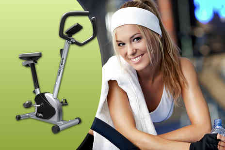 Salus Sport - Cardio fitness exercise bike - Save 0%