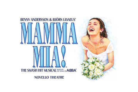 The Omega Holidays Group - Overnight stay foe two Mamma Mia ticket - Save 0%