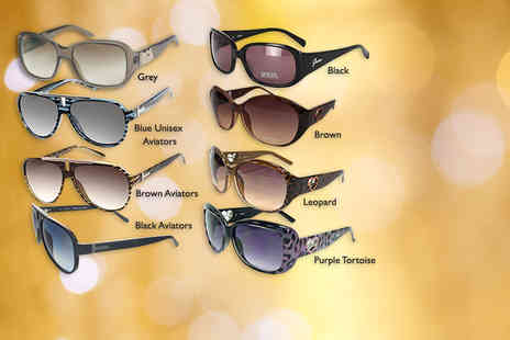 Shop On Time  - Pair of Guess sunglasses   - Save 77%