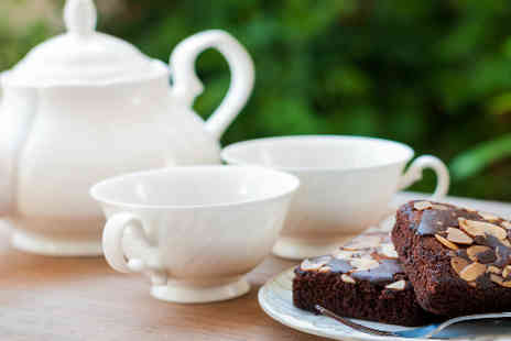 The Compass Rose - Afternoon Tea for Two  - Save 50%