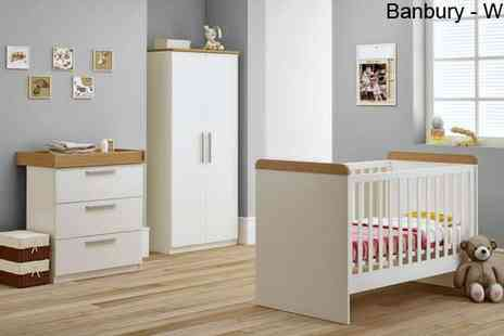Panoply Furnishings - Choice of Nursery Furniture Sets - Save 61%