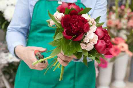 Midas Touch Crafts - Three hour floristry workshop for Two - Save 0%