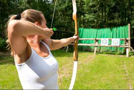 Aim Archery - Two hour Hunger Games inspired archery experience  - Save 62%