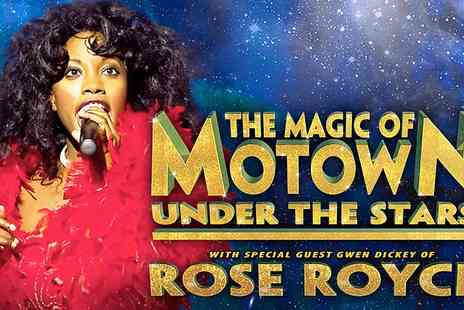 Entertainers Management - Ticket  to The Magic of Motown  - Save 43%