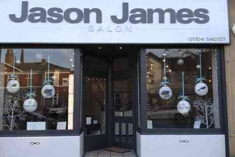 Jason James - Cut and Blow Dry One or Two Appointments - Save 57%