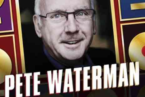 Southbank Centre - A Life in Song Pete Waterman at Royal Festival Hall Tickets   - Save 0%