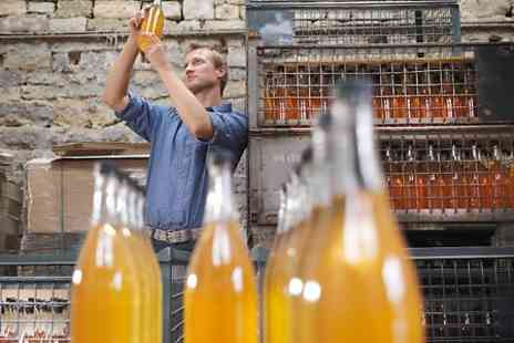 Dorset Nectar Cider - Dorset Nectar Cider Brewery Tour With Tasting  - Save 0%