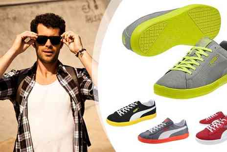 Intriangle Solutions - A Choice of Puma Footwear for Men - Save 40%