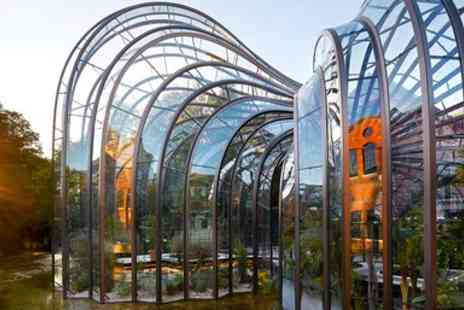 Bombay Sapphire Distillery -  Hampshire  Bombay Sapphire Gin Tour & Cocktails for Two - Save 33%