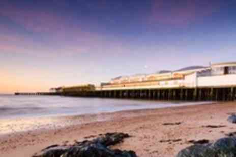The Kingscliff Hotel - Two Night Stay For Two With Three Course Dinner on One Night in Essex Coast - Save 52%