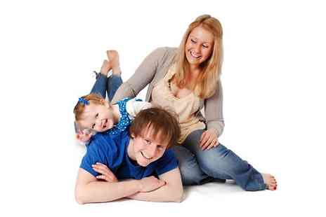 Image Solutions Photography - Family Photoshoot  - Save 92%