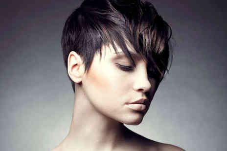 Jackie & Co - Haircut and Blow Dry with Half Head Highlights  - Save 52%