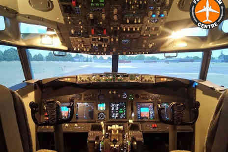 Flight Sim Centre - Flight Simulator Experience for One  - Save 51%