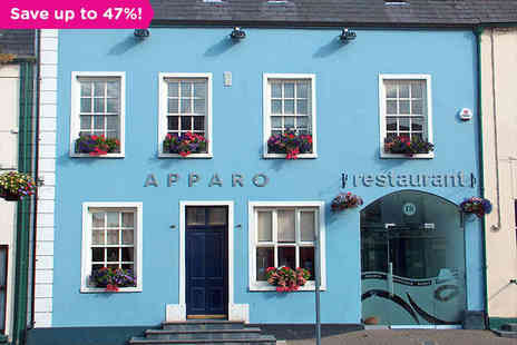Apparo Restaurant and Hotel - A Boutique Retreat Nestled in The Sperrin Mountains - Save 47%