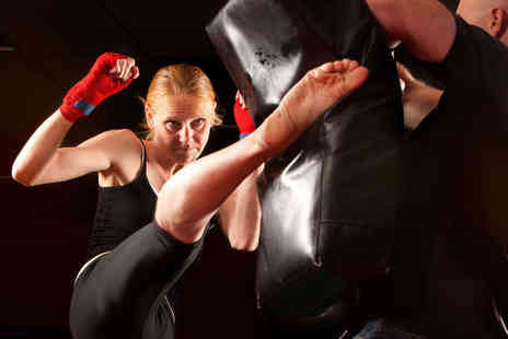 Jason Orchard Fitness - Eight Box4Fit or Kick Boxing Fitness Classes for One  - Save 75%