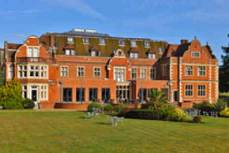 Savill Court Hotel - Windsor Spa Hotel Escape with Savill Garden Tickets - Save 0%