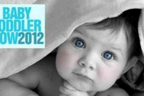 UK Baby & Toddler Events - Ticket to UK Baby and Toddler Show 2012 on 28 April - Save 59%