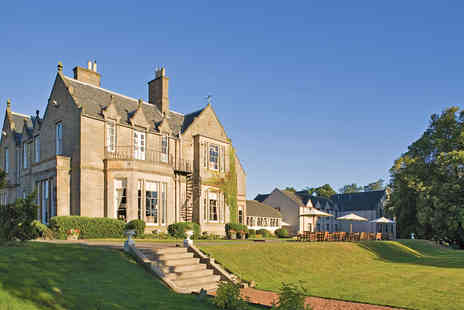 Norton House Hotel & Spa - Spa Day for One with Afternoon Tea or Elevenses and a Glass of Champagne - Save 44%