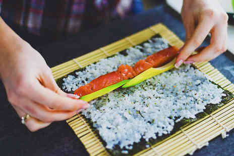 Greenwich Pantry - Sushi-Making Workshop for One - Save 51%