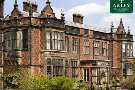 Arley Hall & Gardens - Family Entry to Arley Hall - Save 52%