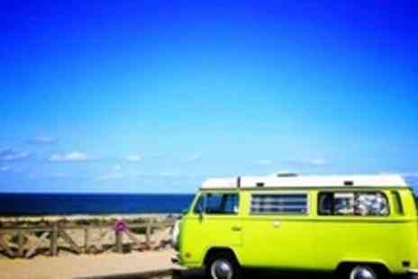 Belle Vie -  Three Night Camper Van Hire For Up to Four With Surf Boards or Bike Hire - Save 51%